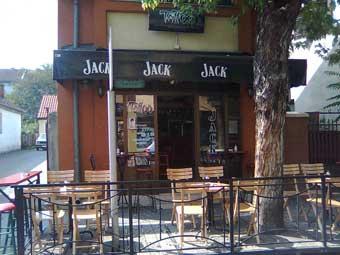 Cafe bar Jack, Valjevo